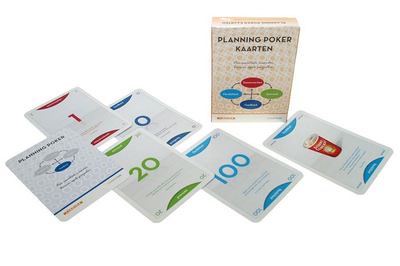 planning-poker-kaarten-scrum